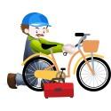 Stort Eftersyn Alm/El Cykel