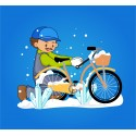 Vinterklargøring Alm/El Cykel